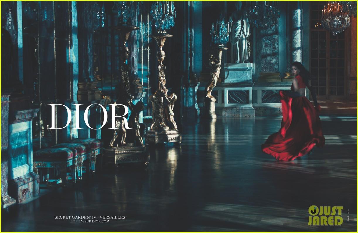Rihanna es la nueva musa de DIOR. Rihanna-dior-campaign-06