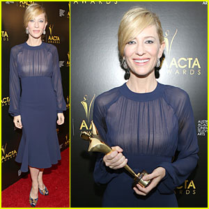 'Gravity' Takes Top Prize At Australian Academy International Awards Cate-blanchett-wins-best-actress-at-aacta-awards-2014
