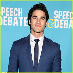 premiere - Darren's Films  Darren-criss-joins-speech-debate-cast-at-nyc-premiere