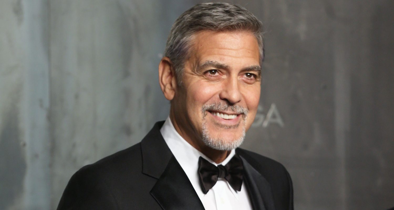 Here's Proof That Clooney Only Gets Better With Age George-clooney-sells-tequila-company-social