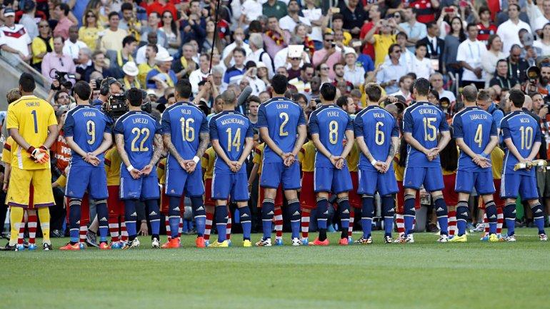 Hilo de la selección de Argentina 0011289057