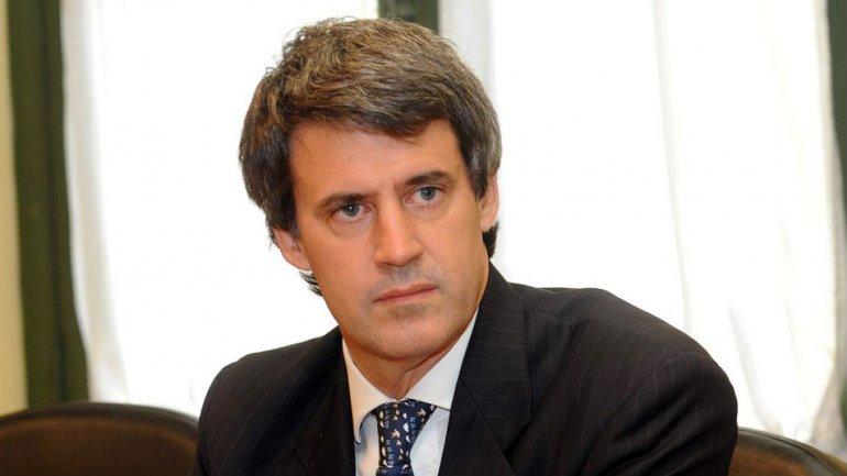 Alfonso Prat Gay presentó lineamientos del plan económico al Tesoro de EEUU 0013820742