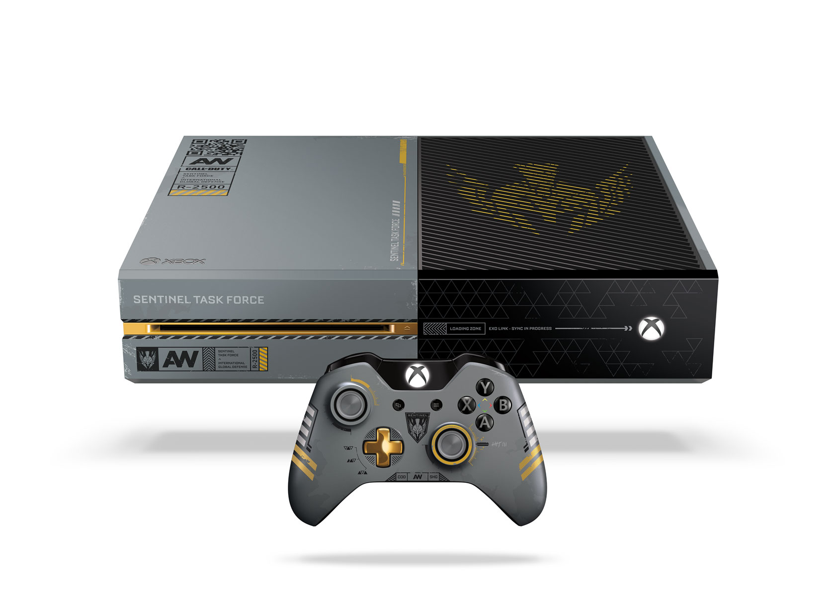 Bundle Xbox One 1To call of duty  8020-image1
