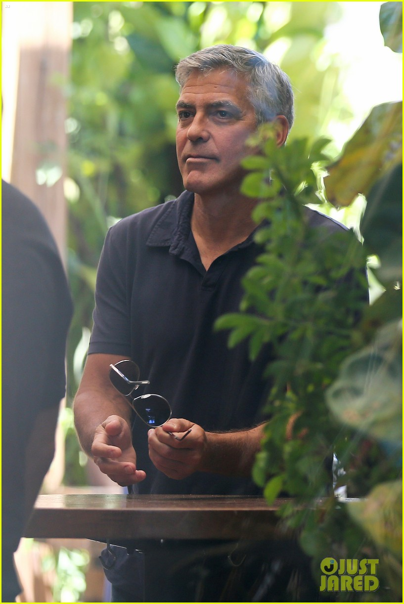 George Clooney & Amal Alamuddin Celebrate Their Engagement Surrounded By Celebrity Friends! George-clooney-celebrates-engagement-to-amal-alamuddin-surrounded-by-celebrity-pals-01