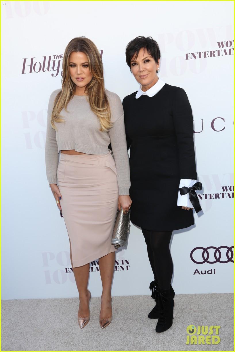 ¿Cuánto mide Khloe Kardashian? - Real height Khloe-kardashian-kris-jenner-thr-women-in-entertainment-13