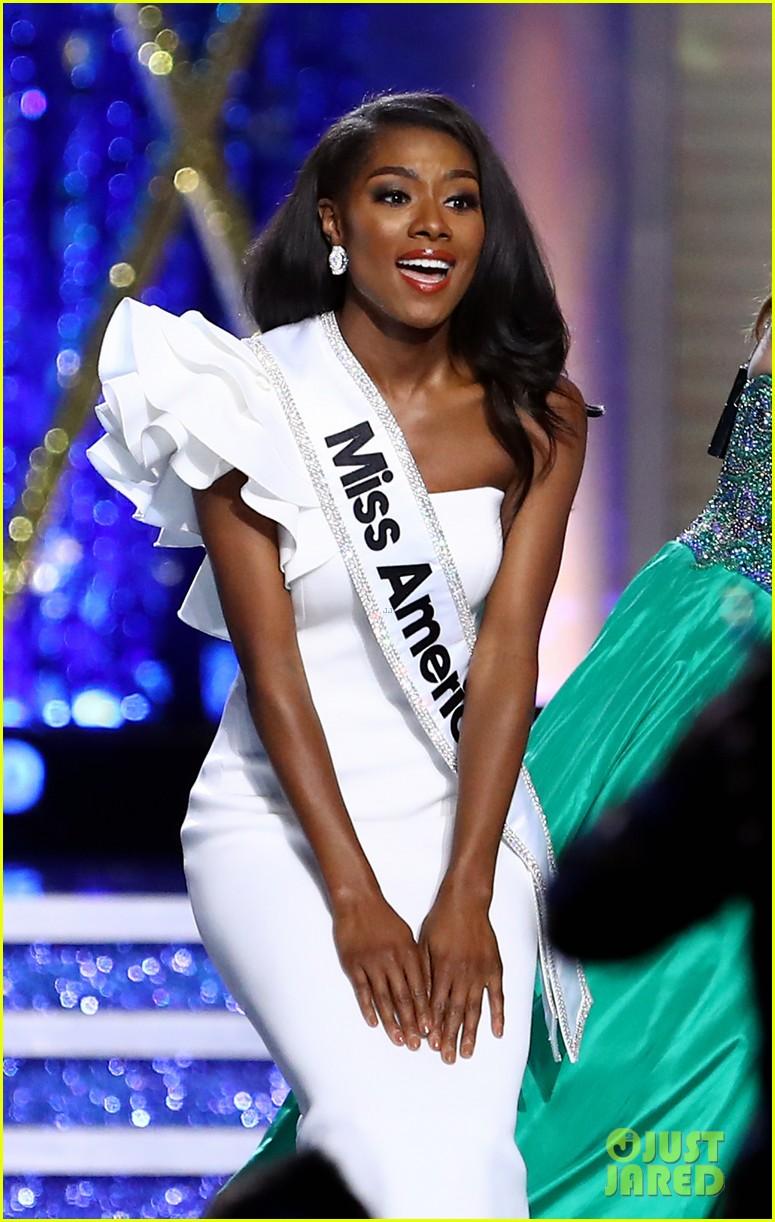 nia imani franklin, miss america 2019. Miss-america-2019-new-york-nia-imani-franklin-05
