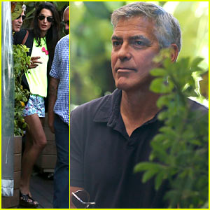 George Clooney & Amal Alamuddin Celebrate Their Engagement Surrounded By Celebrity Friends! George-clooney-celebrates-engagement-to-amal-alamuddin-surrounded-by-celebrity-pals1