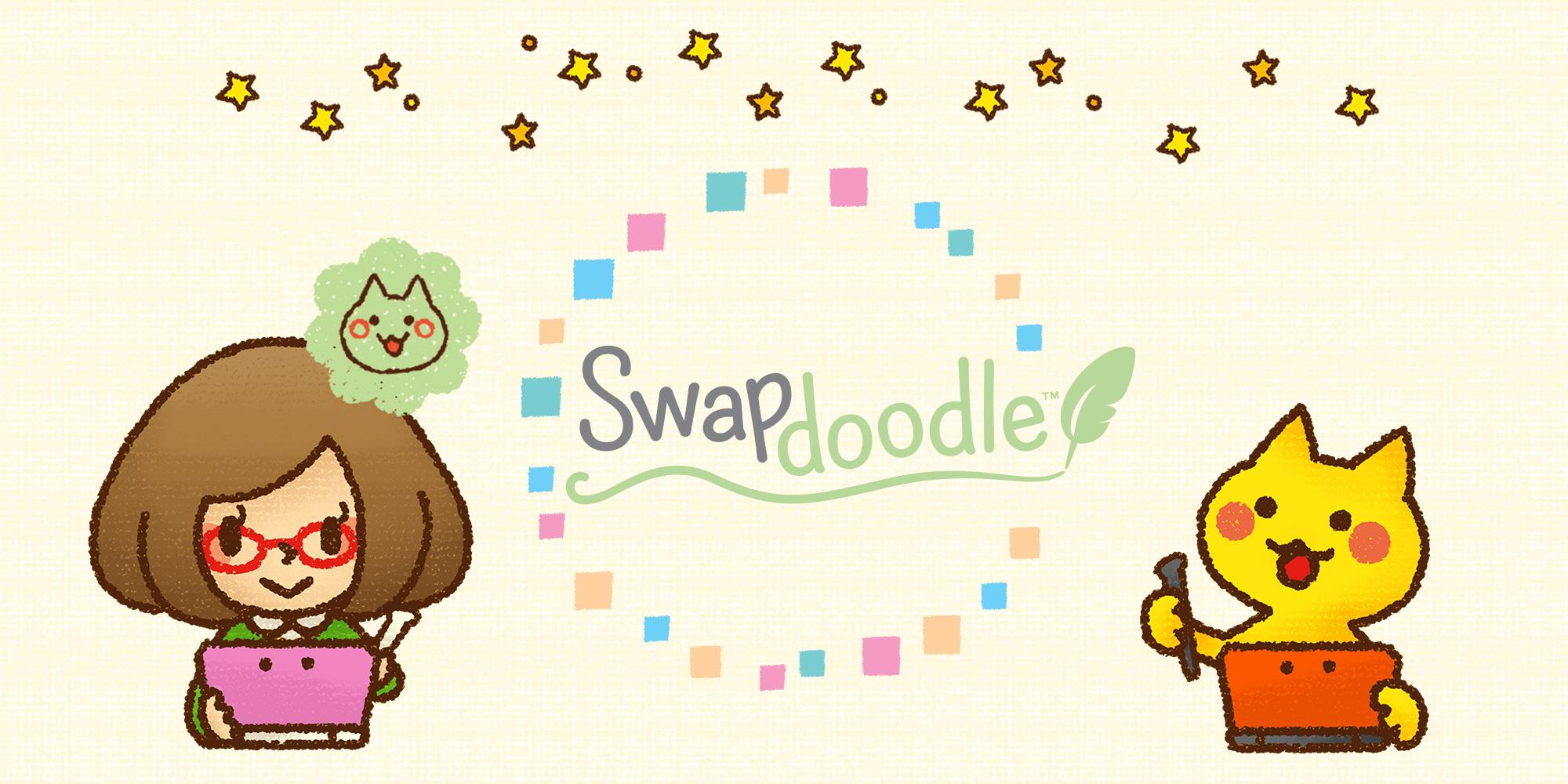 Nintendo: Swapdoodle H2x1_3DSDS_Swapdoodle