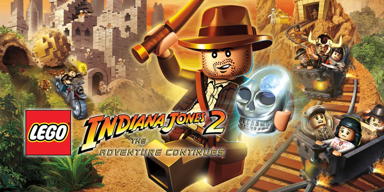 Vos jeux finis en 2018 - Page 23 SI_Wii_LegoIndianaJones2_enGB_image1600w