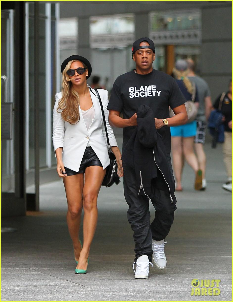 Beyoncé > Apariciones en público <Candids> [III] - Página 3 Beyonce-jay-z-nyc-movie-date-01