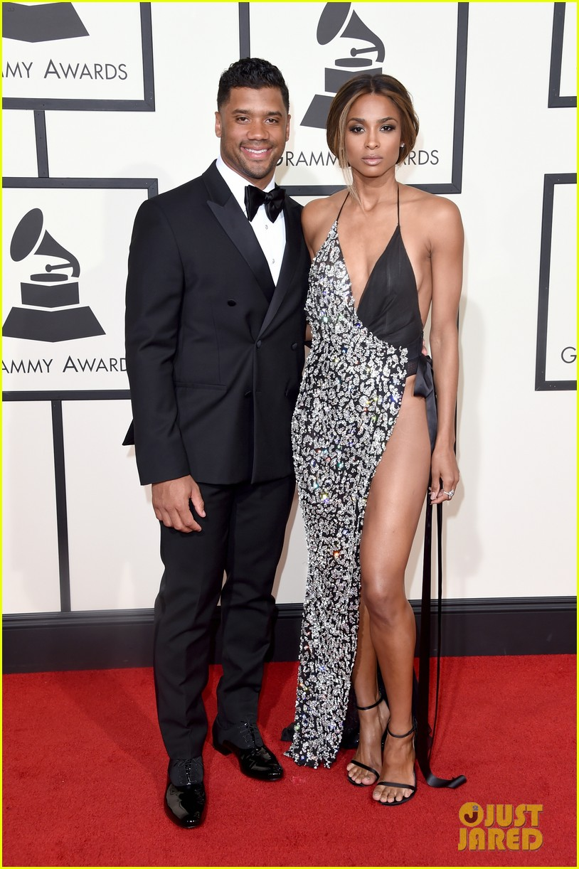 ¿Cuánto mide Ciara? - Real height Ciara-russell-wilson-grammys-2016-red-carpet-04