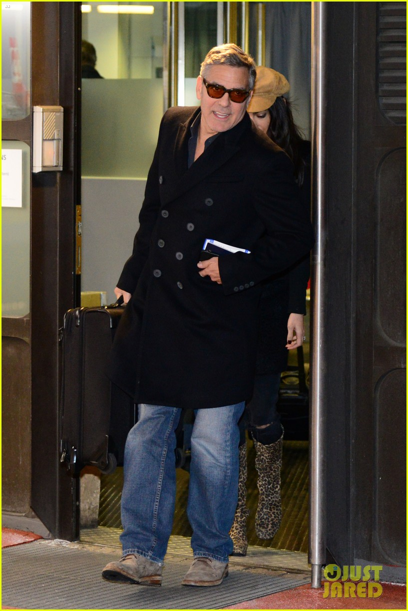 George Clooney & Amal arrive in Berlin 10.02.2016 George-clooney-amal-arrive-berlin-film-festival-21
