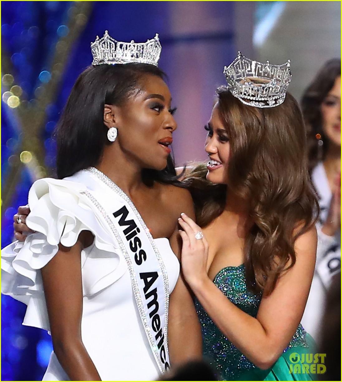 nia imani franklin, miss america 2019. Miss-america-2019-new-york-nia-imani-franklin-14