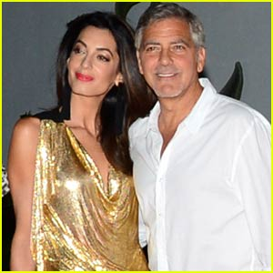 George & Amal Clooney, the Gerbers at the Ibiza launch of their Casamigos tequila August 23, 2015 George-amal-clooney-launch-tequila-ibiza