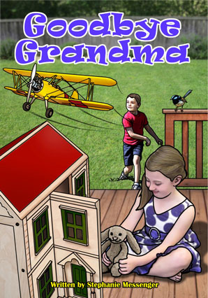 The Holistic Children's Author Who Is On A Mission To Save Our Children Goodbye-grandma-widget
