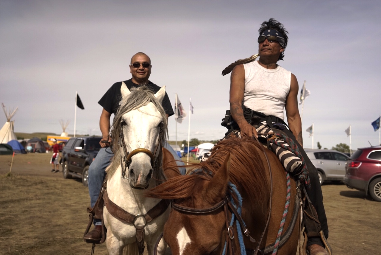 These Are the Faces Of The People Fighting Against The North Dakota Pipeline IMG_0930
