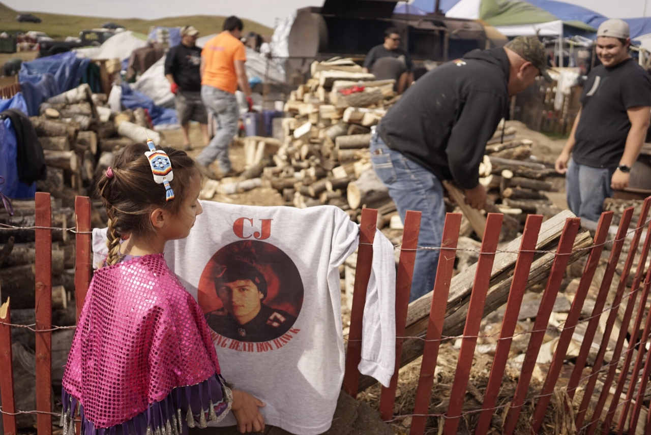 These Are the Faces Of The People Fighting Against The North Dakota Pipeline IMG_0941