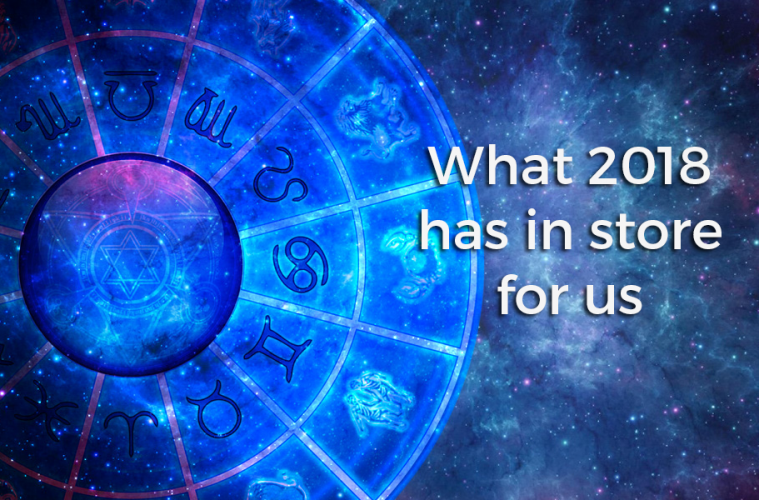 The Astrology Of 2018: What's Coming Up This Year & How We Can Focus Energetically Astrologyfeature-759x500