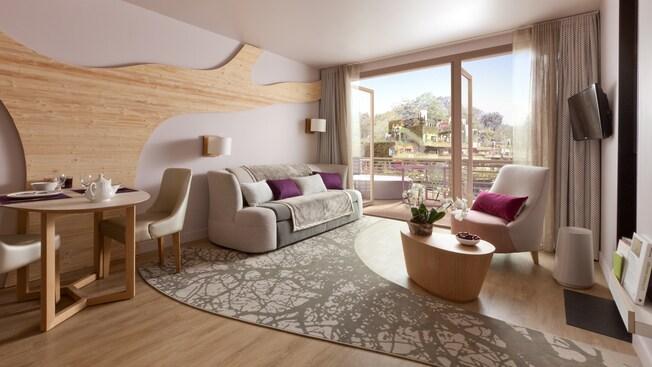 Villages Nature Paris N024612_2019apr30_cocoon-living-room_16-9
