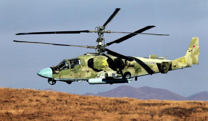 المروحيه الروسيه Ka-52  1013789502