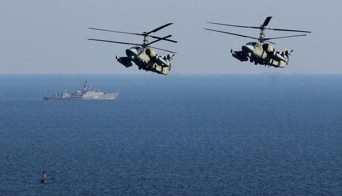 المروحيه الروسيه Ka-52  1014255850