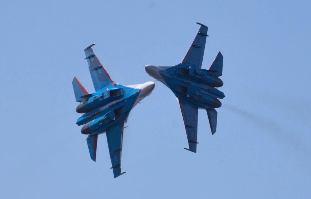 المعرض الدولي العسكري البحري في مدينة سان بطرسبورغ  1014826116