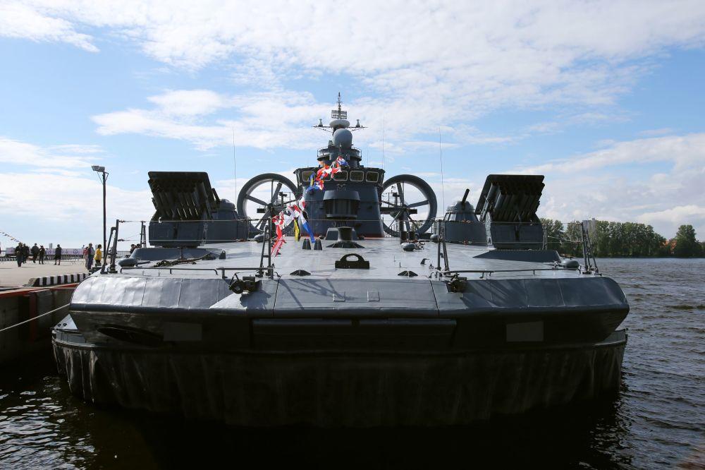 المعرض الدولي العسكري البحري في مدينة سان بطرسبورغ  1014827030