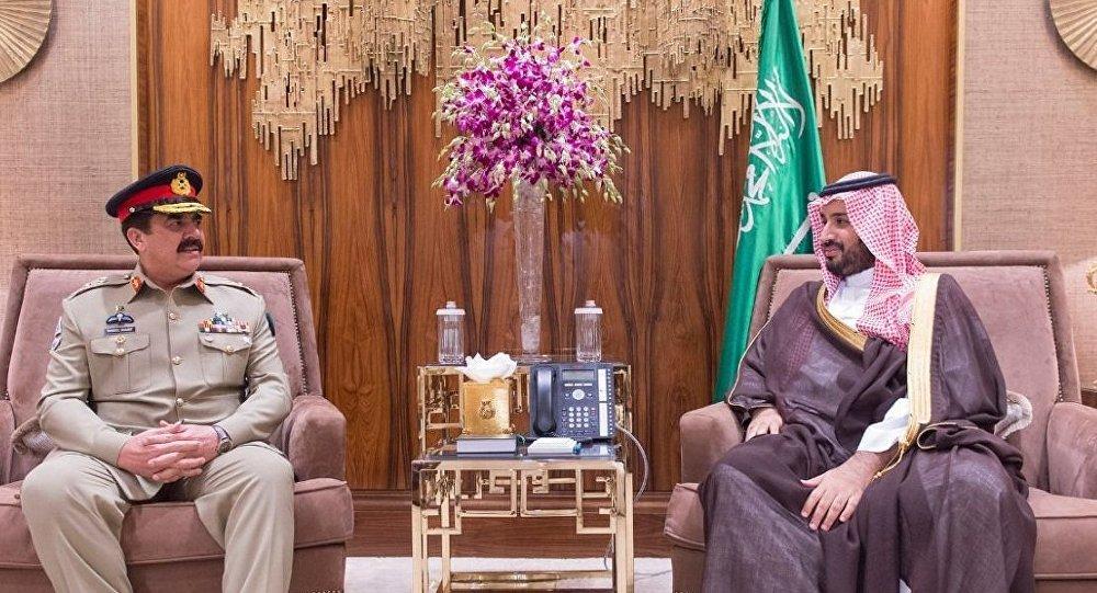 وزير الدفاع السعودي في باكستان بناء على توجيهات الملك 1017023320