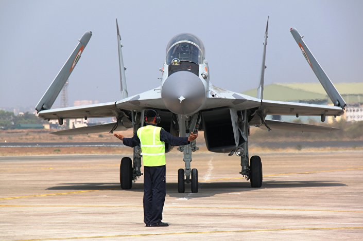 بالصور... متى ستظهر أفضل مقاتلة بحرية روسية بالعالم في سوريا؟  1017389074