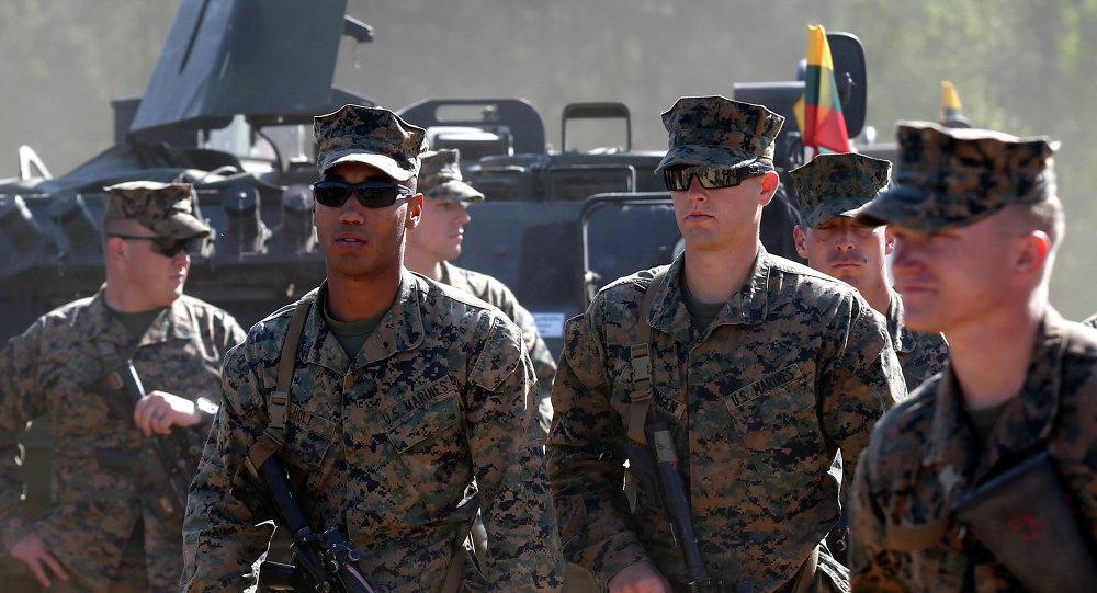 militar - Lituania restablece el servicio militar obligatorio 1038440402