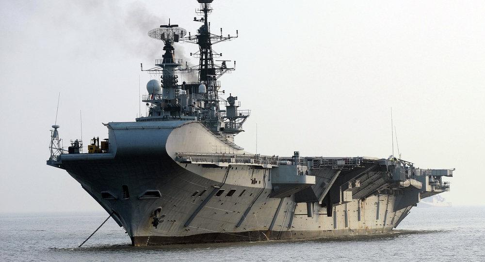 El HMS Hermes será un hotel de cinco estrellas 1040254976