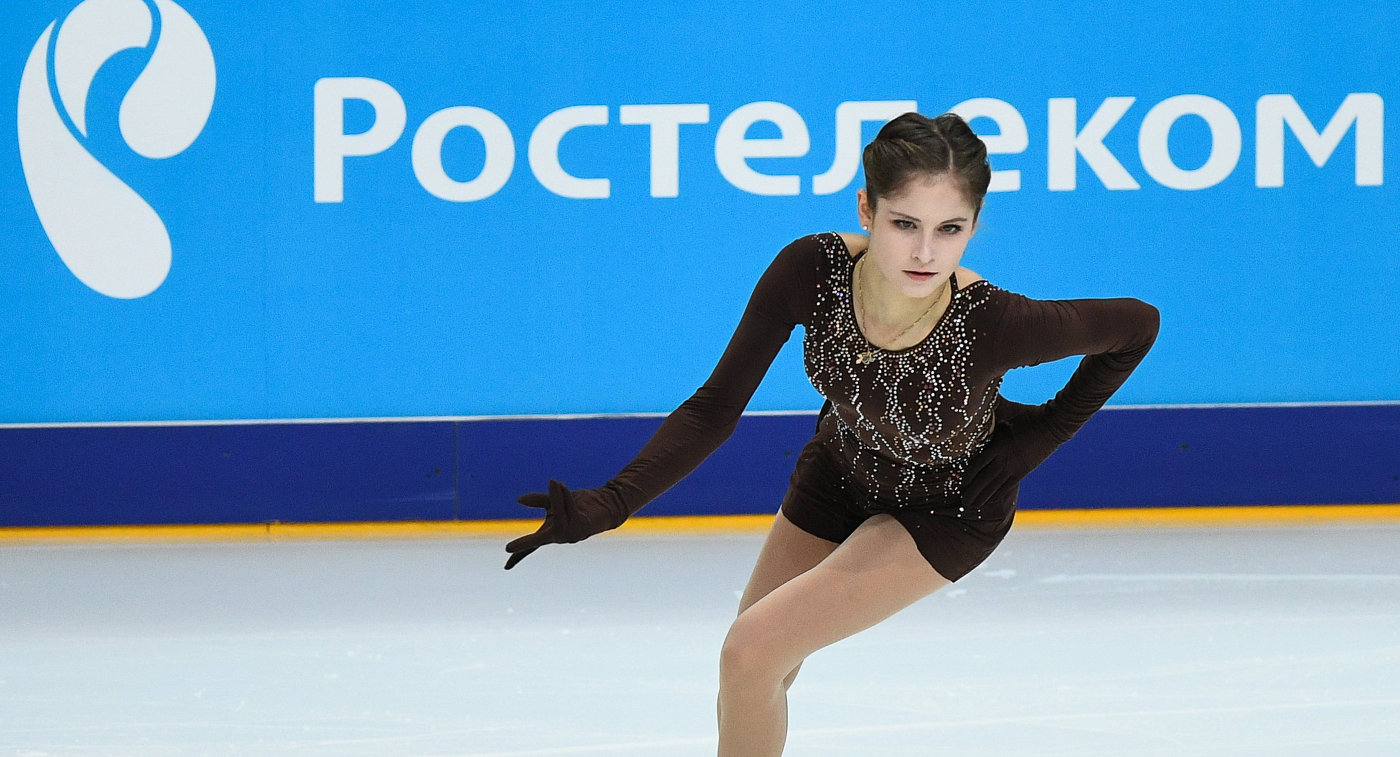 Юлия Липницкая (пресса с апреля 2015) - Страница 6 1111791487