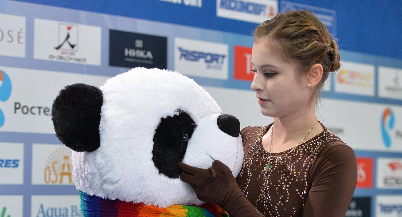 Юлия Липницкая (пресса с апреля 2015) - Страница 6 1111792520