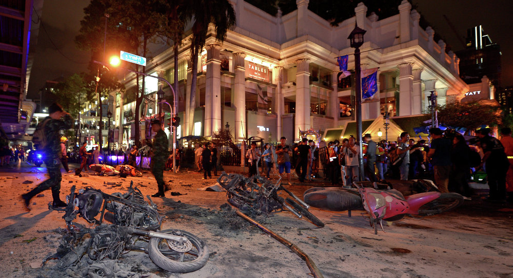 UPDATES ~ Huge Explosion Hits Central Bangkok, Casualties Reported 1025838832