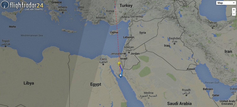 Кој го сруши рускиот ербас на Синај??? 1029378872