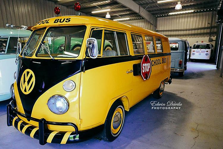 13 vans aussi originaux que sublimes qui vous donneront envie de sillonner les routes du monde entier ! Par Sébastien Badibanga                             8_customized-VW-camper-vans