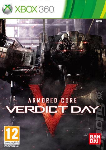Armored Core: Verdict Day - XBOX360 _-Armored-Core-Verdict-Day-Xbox-360-_
