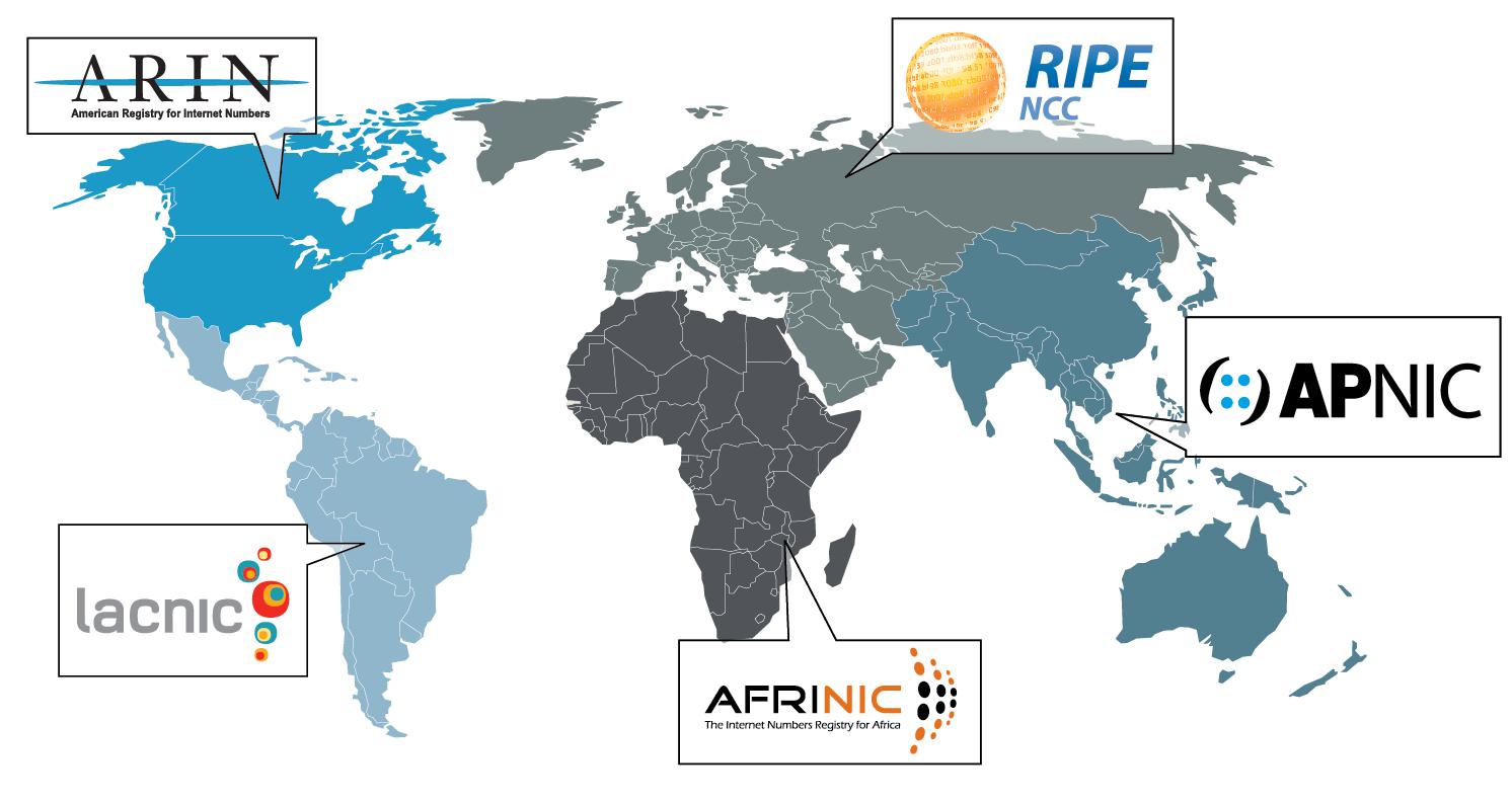 29 خريطة تشرح لك الإنترنت Rirmap