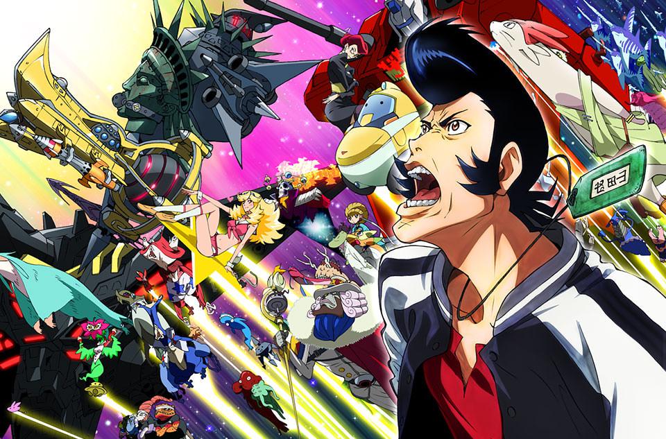 Les Mangas & Animés/Sentai - Page 2 Space-dandy-2-visuel-cle