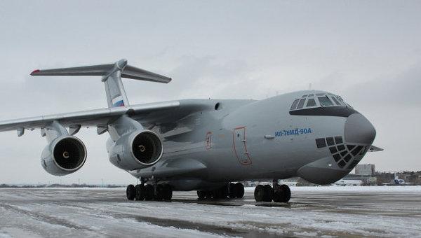 """الجزائر مهتمة بشراء  عدد من طائرات النقل العسكرية  ايل """" IL 76MD-90A """" 927897853"""