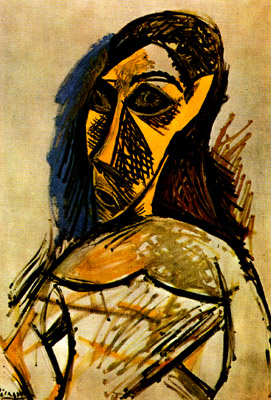 Le pire de Picasso 1907-23