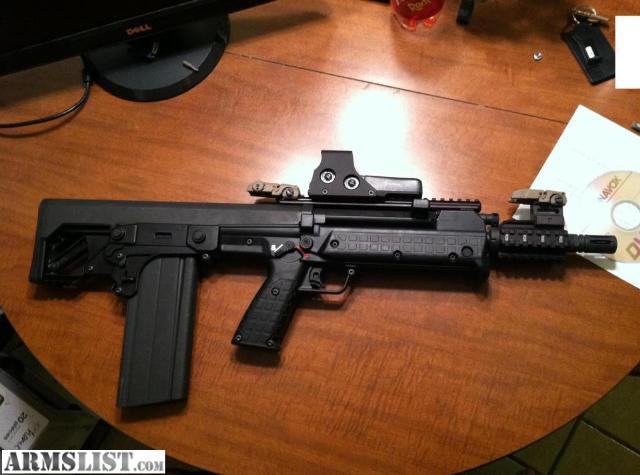 Rifle de eyección frontal bullpup KelTec RFB 7.62 OTAN 334970_01_kel_tec_rfb_and_accessories_fo_640