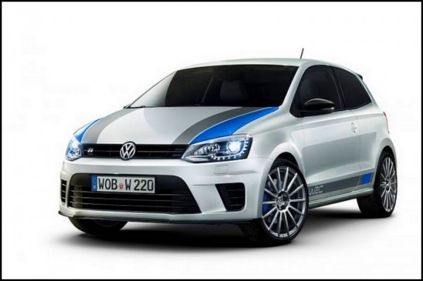 polo r - Volkswagen Polo R WRC Limited Edition  Vw-polo-wrc-limited-edition.1-600x399