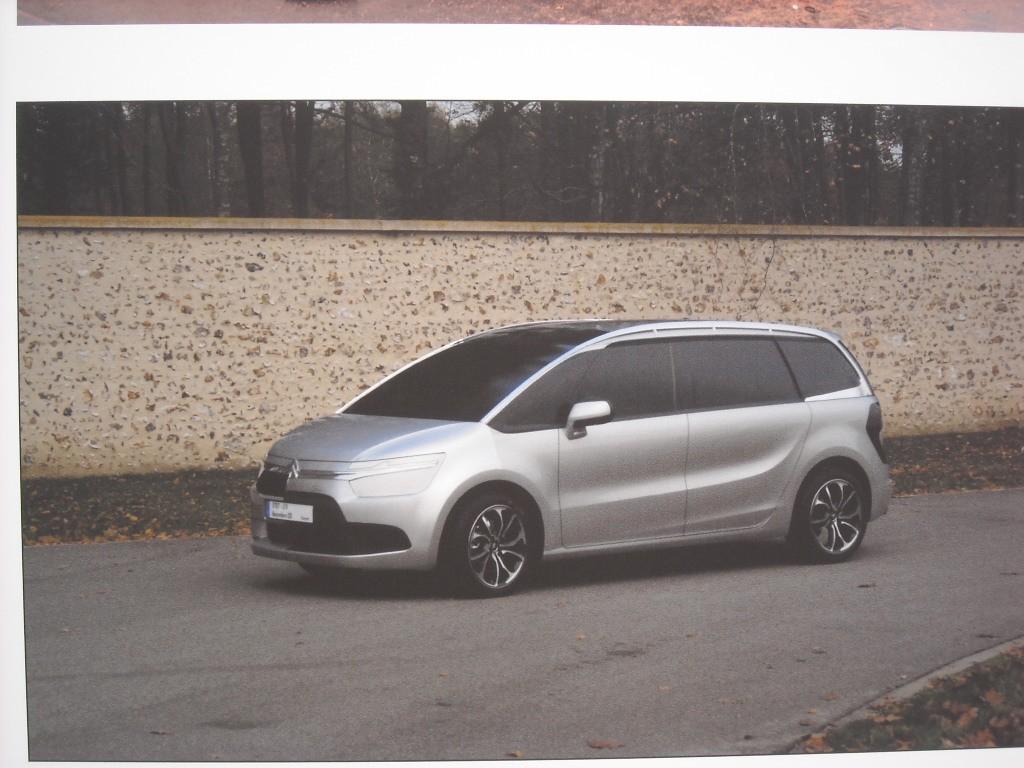 [SUJET OFFICIEL] Citroën Grand C4 Picasso II  - Page 7 Design-C4-Picasso-B78-2