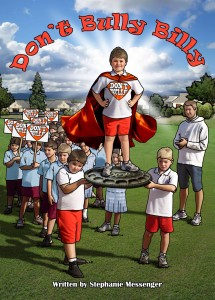 The Holistic Children's Author Who Is On A Mission To Save Our Children Billy-Illustrations-front-cover-2-web-215x300