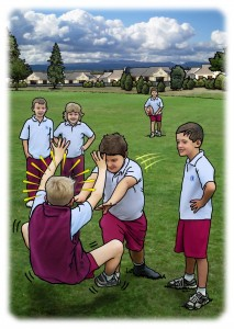 The Holistic Children's Author Who Is On A Mission To Save Our Children Billy-Illustrations-p6bweb-213x300