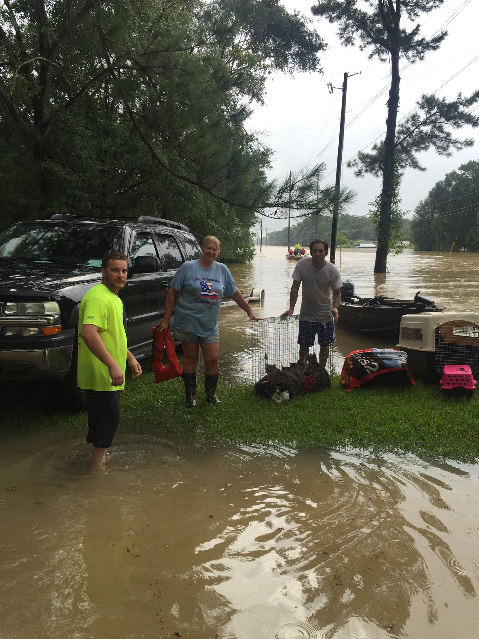Louisiana Flood Update 13925534_1070483673035759_5064049373069238191_o