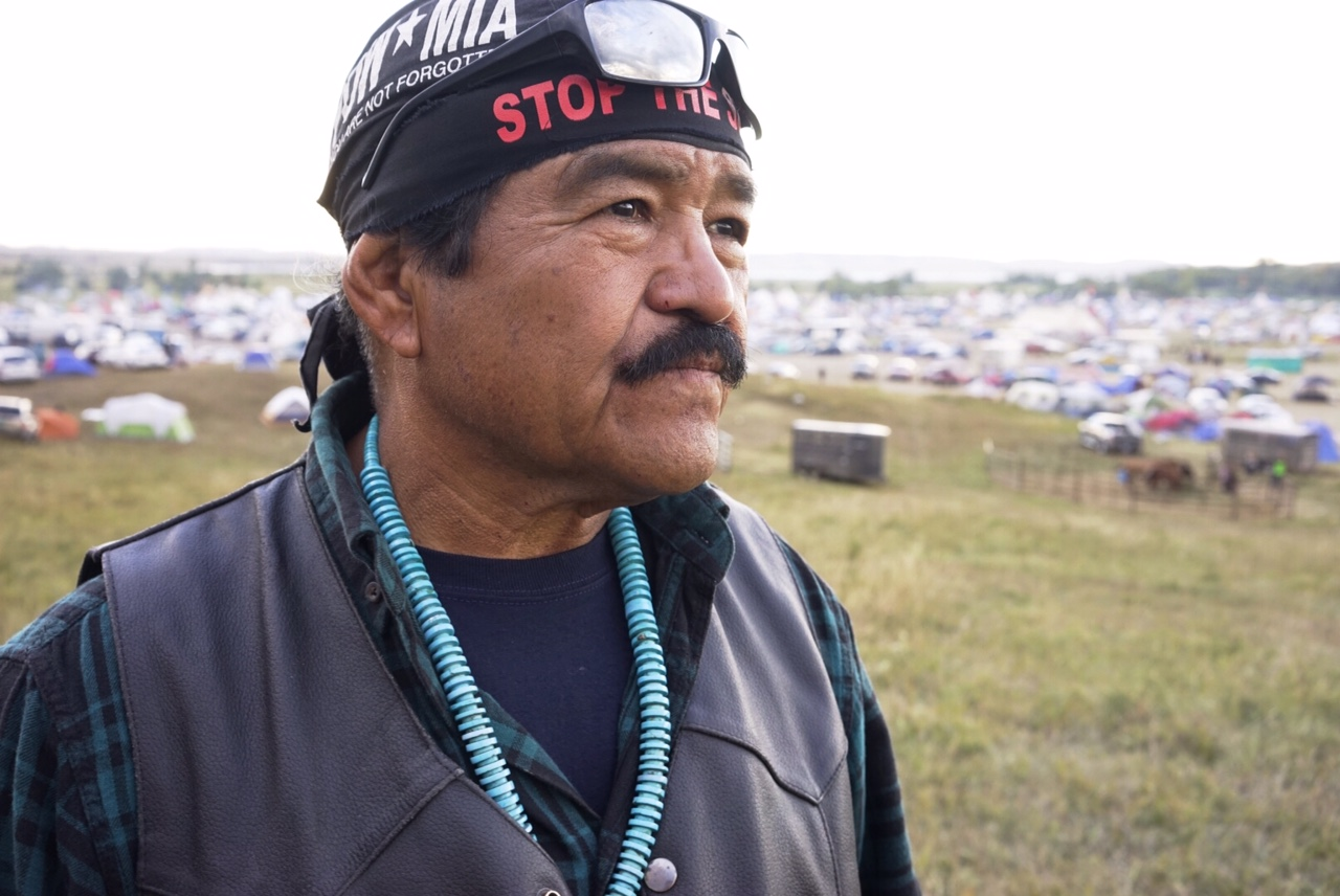 These Are the Faces Of The People Fighting Against The North Dakota Pipeline IMG_0938