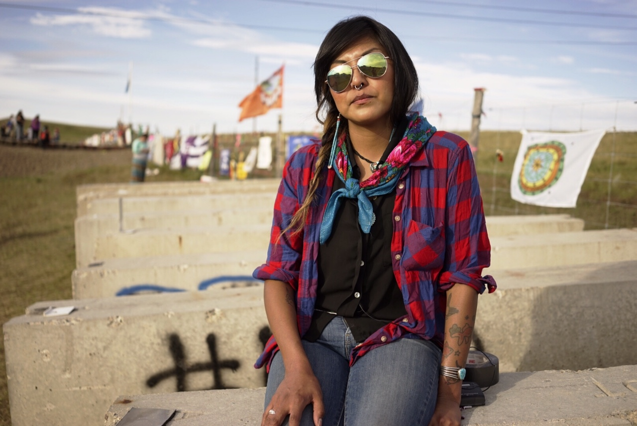 These Are the Faces Of The People Fighting Against The North Dakota Pipeline Standing_rock6