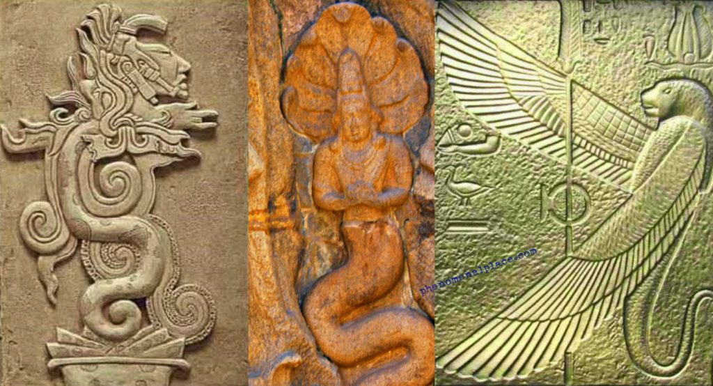 The NAGA: Reptilian Type Beings Featured In Many Cultures Around The World NAGA-1024x554